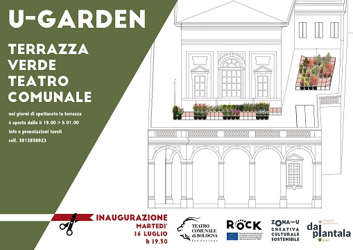 U Garden La Terrazza Verde Del Teatro Comunale